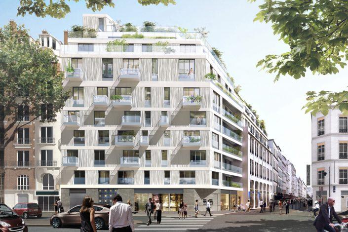 Cobat Constructions Résidence Paris 7