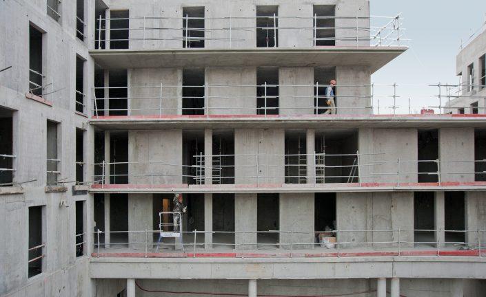 Cobat Constructions Chantier Bourg la Reine