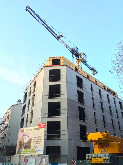 Cobat Constructions Entreprise Generale - Clichy La Garenne Residence Victor Hugo 2