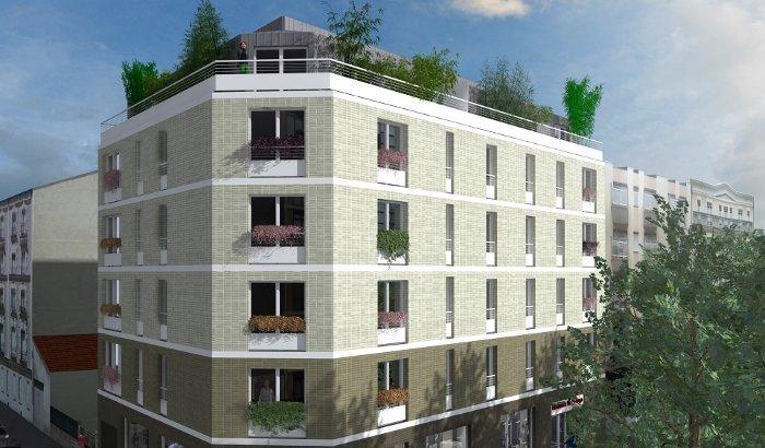 Cobat Constructions Entreprise Generale - Clichy La Garenne Residence Victor Hugo