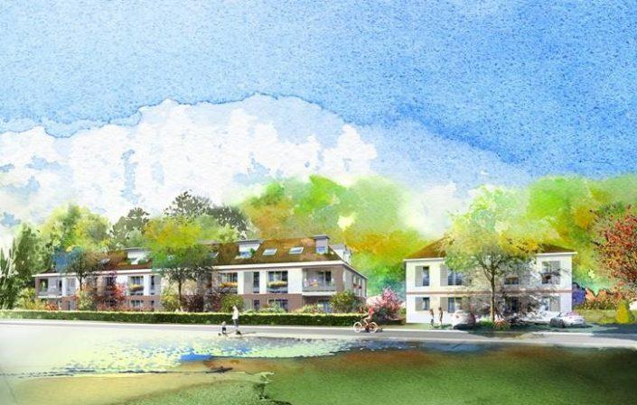 Cobat Constructions Entreprise Generale - Isle-Adam Residence Jardins d Evila - Rue
