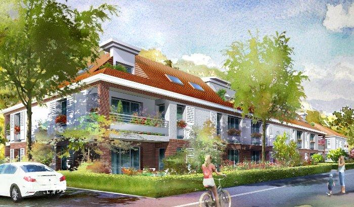 Cobat Constructions Entreprise Generale - Isle-Adam Residence Jardins d Evila