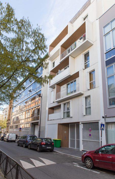Cobat Constructions Paris 19 Rue Alouettes TCE1
