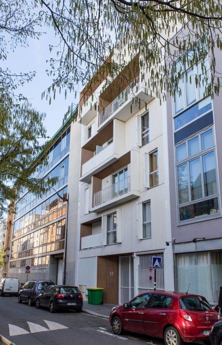 Cobat Constructions Paris 19 Rue Alouettes TCE2