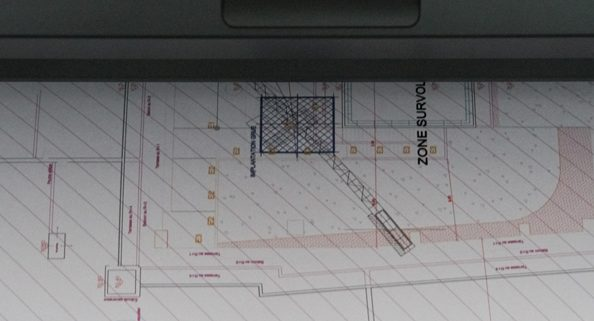 Cobat Constructions siege interieur scan plan detail